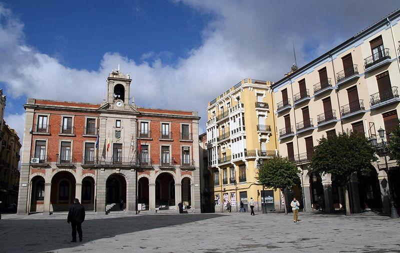 Plaza de Zamora