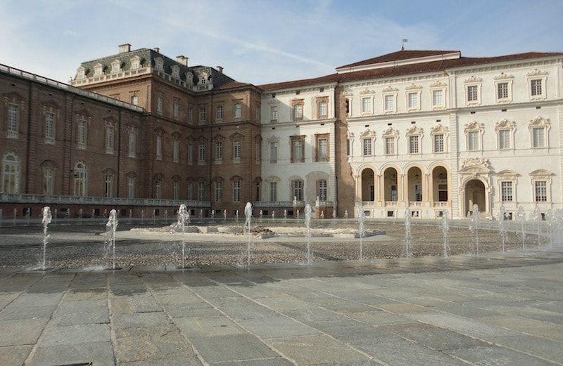 Fuente del Ciervo cerca de Torino