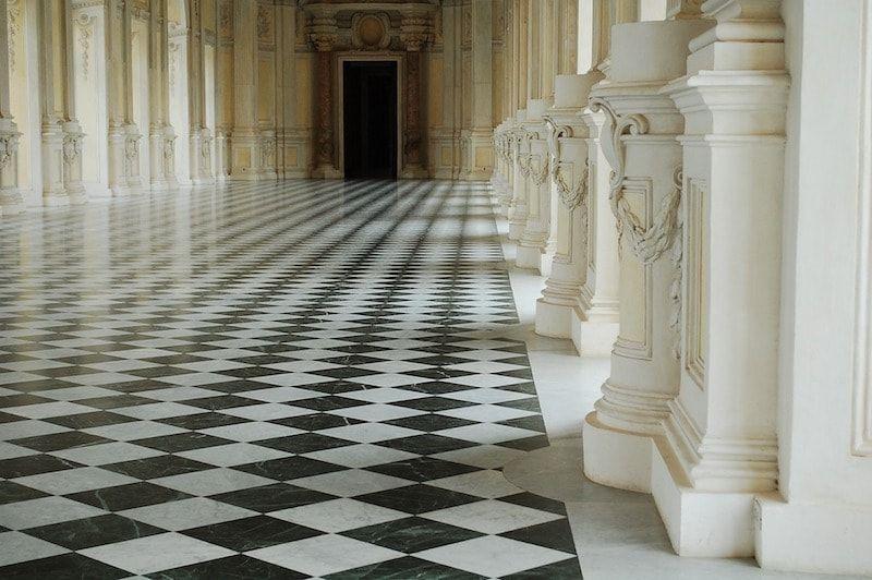 Regia Reale visitar cerca de Torino