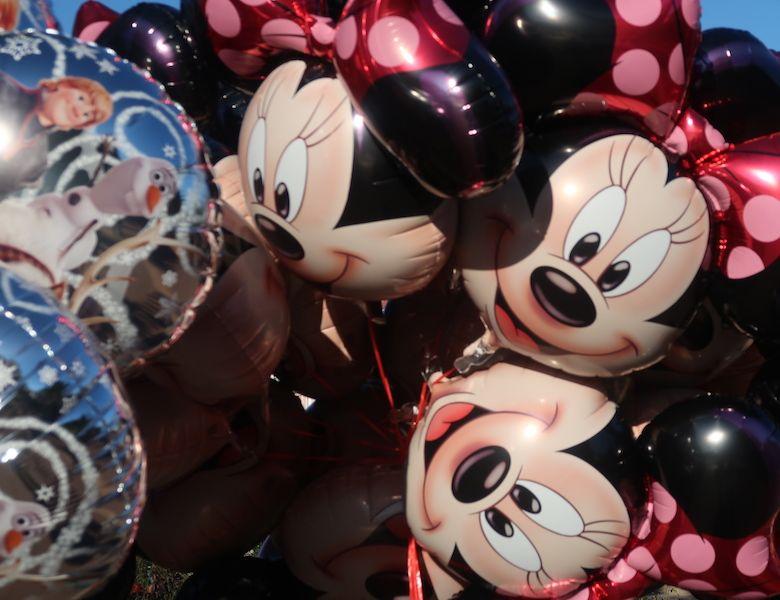 Mickey personaje estrella en Disney