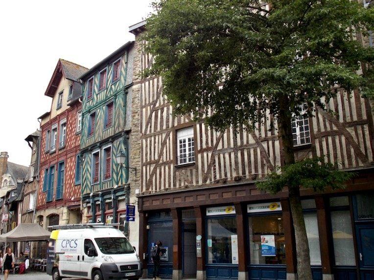 Centro de Rennes imprescindible visitar