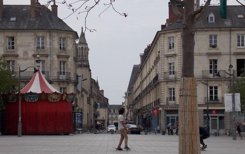 Plazas de Rennes para visitar