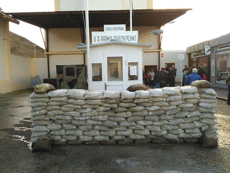 Checkpoint Charlie, Belorado