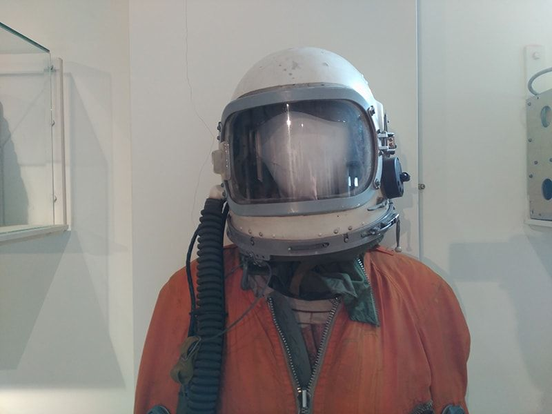 Traje cosmonauta