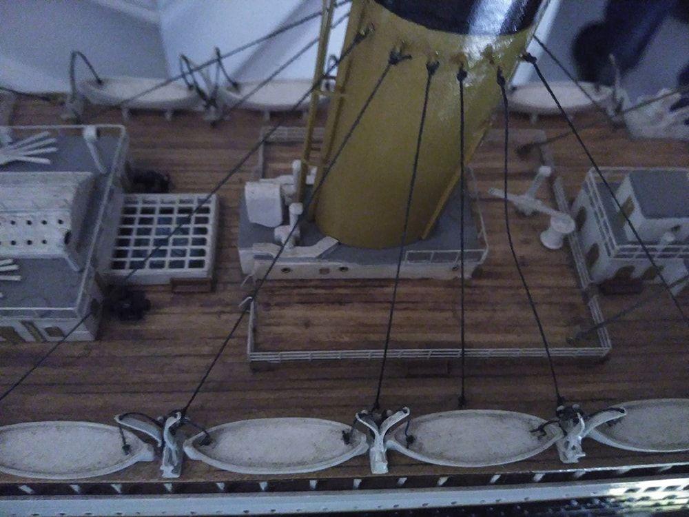 Titanic, reproducción