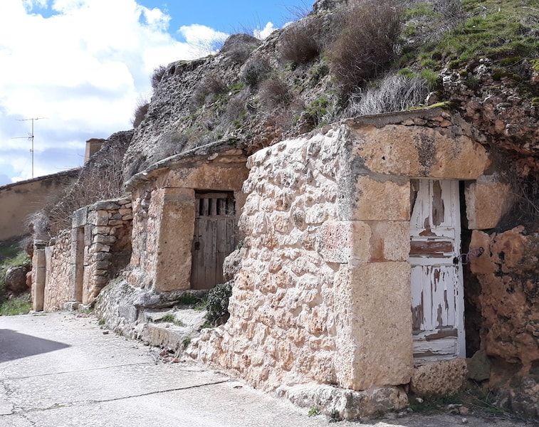 Bodegas subterráneas de lo mejor en Ribera de Duero