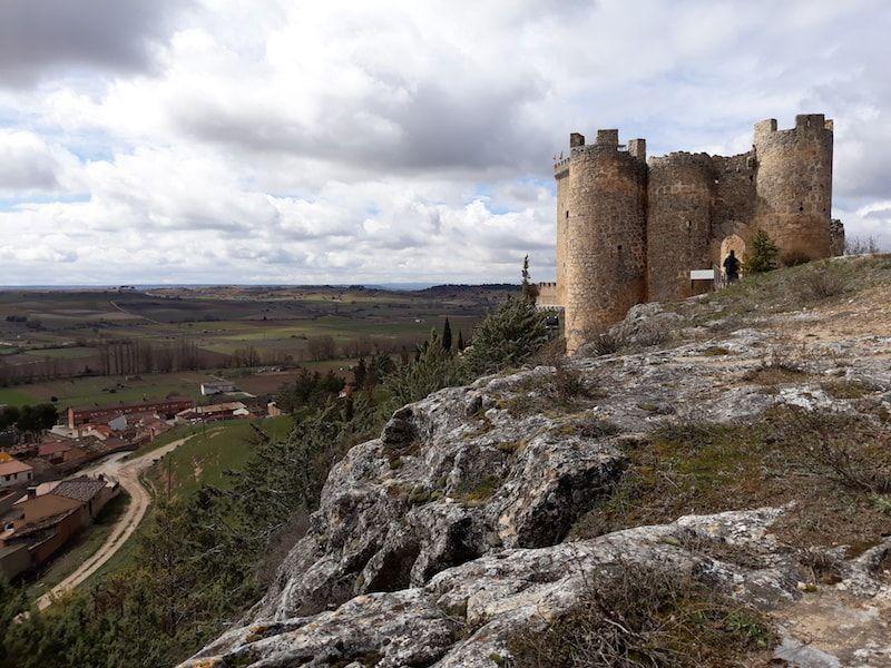 Peñaranda desde su castillo de lo mejor de Ribera de Duero