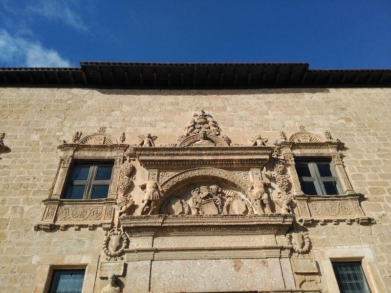 Palacio de Peñaranda en la Ribera del Duero