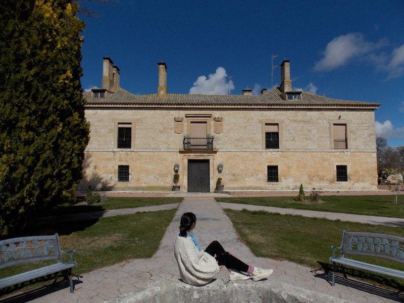 Posada Real Sitio de Ventosilla en Ribera del Duero