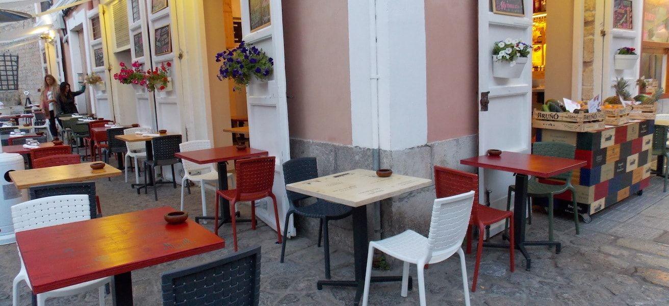 Comer en Ibiza en Dalt Vila