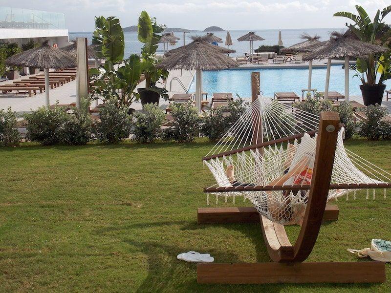 Comer y domir en Ibiza en Sol Beach House