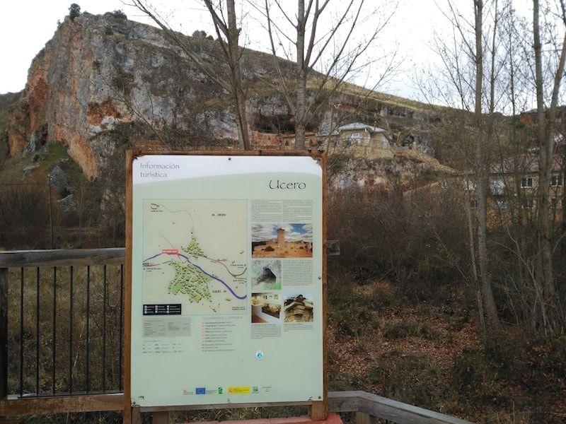 Visitar Ucero en el Cañón de Río Lobos