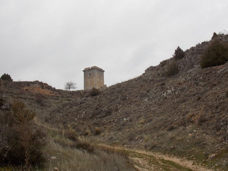 Castillo de Ucero imprescindible en Soria
