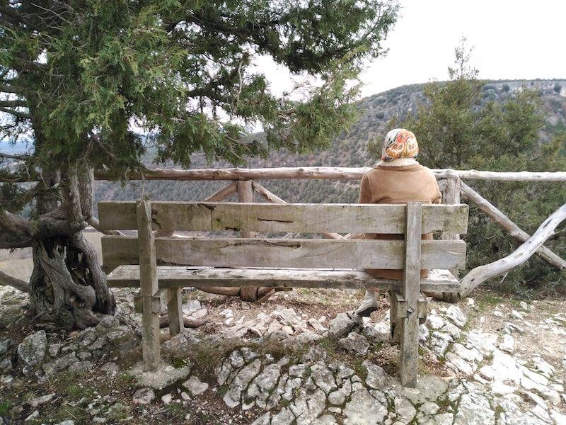 miradores del Cañón de Río Lobos