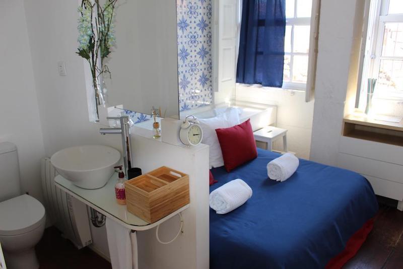 Dormir una noche en una GuetHouse en Porto