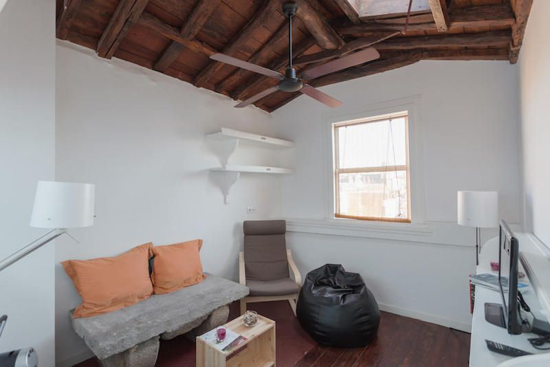 Un guest house en Porto