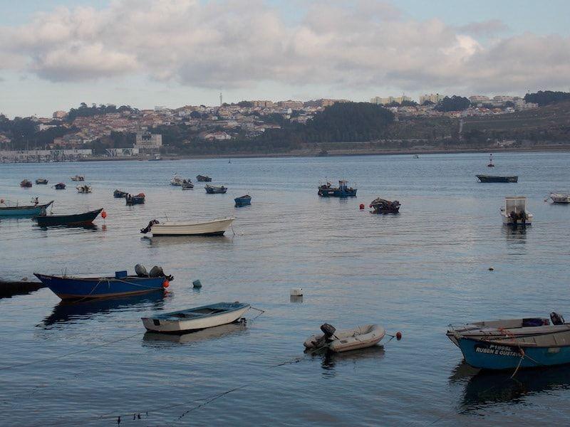 El Duero en Porto