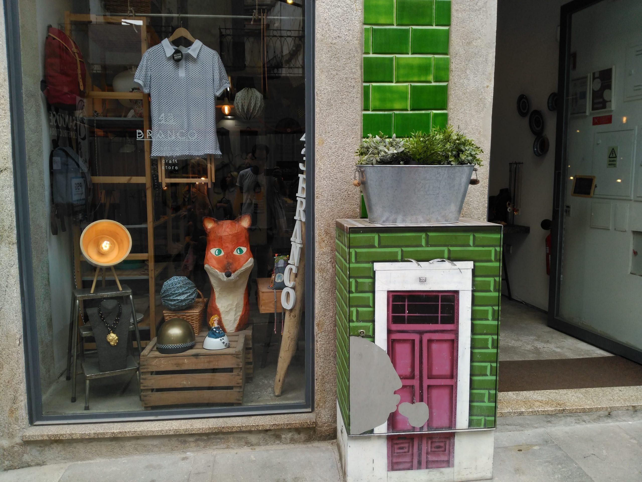 Tiendas de ropa en Porto
