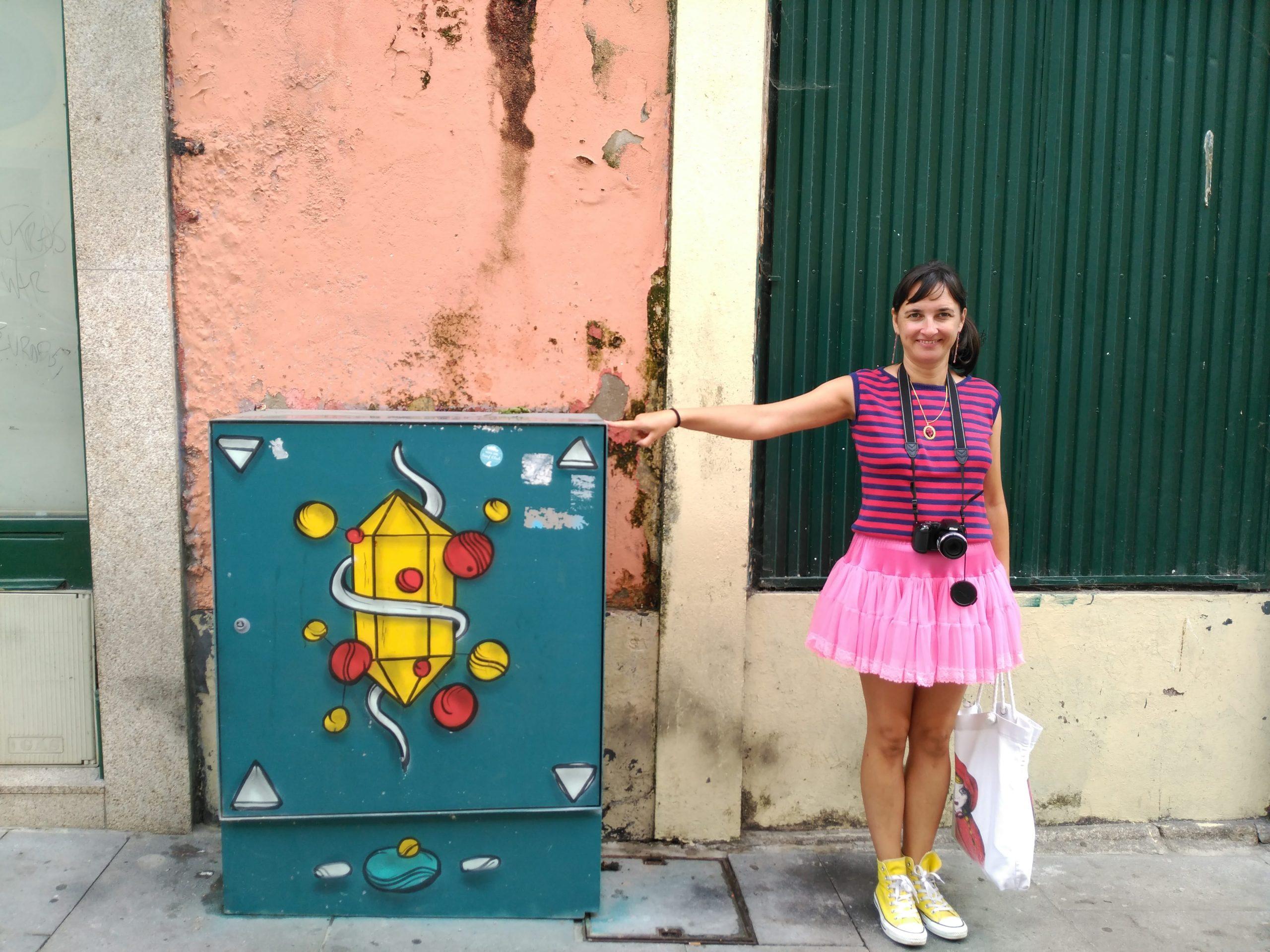 Street arte en Porto