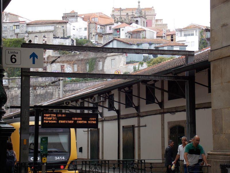Estación de San Bento