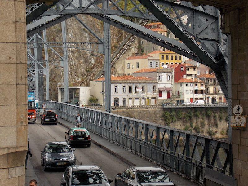 Los puentes de Porto