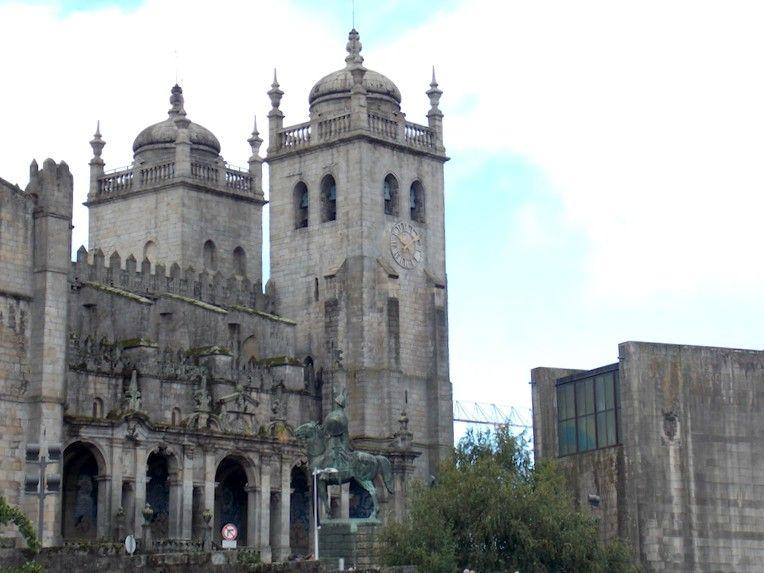 Visitar la Seo en Porto
