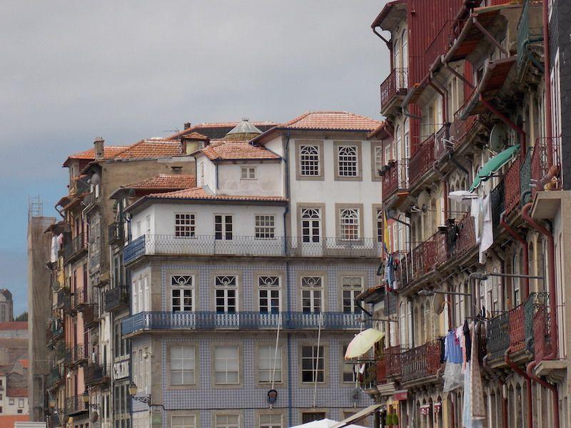 La Ribeira Porto