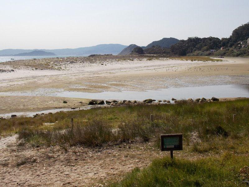 La mejor playa de las islas Cíes