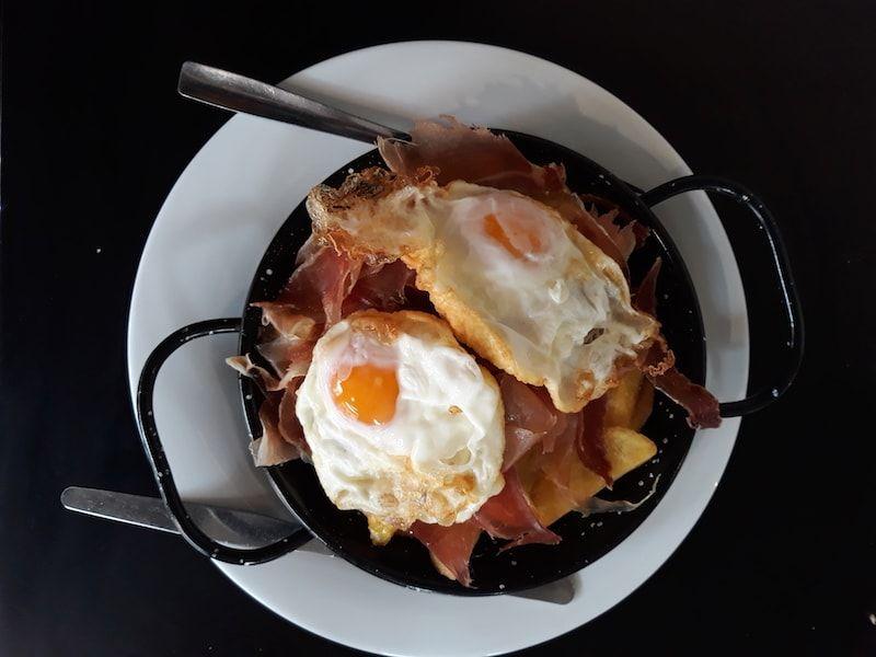 Comer de tapas en Sigüenza