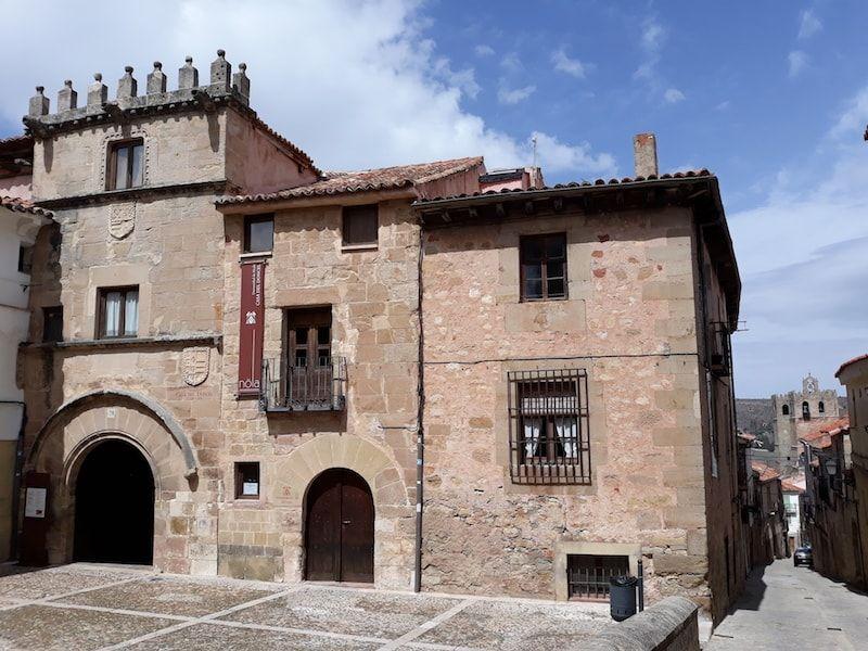 Visitar la casa del Doncel Sigüenza
