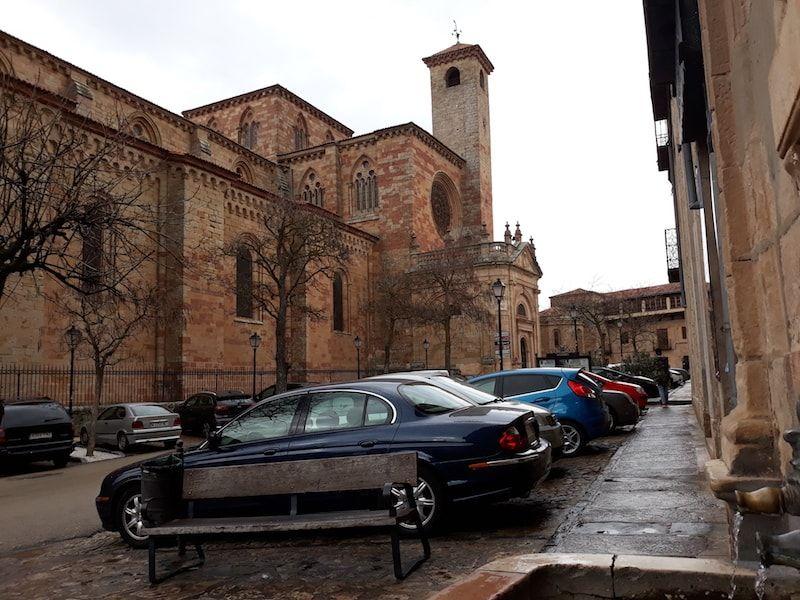 Visitar la catedral de Sigüenza
