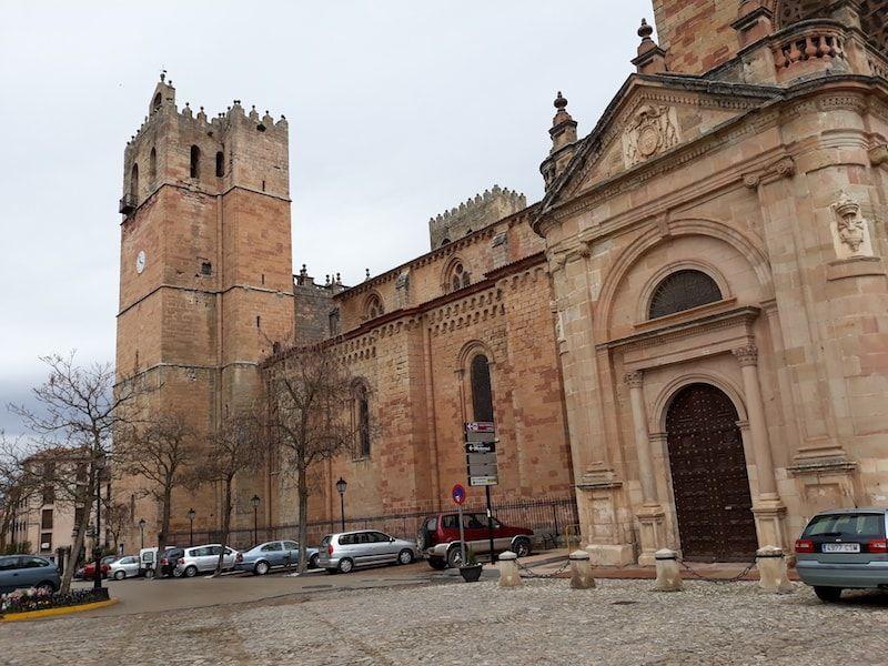 Visita a la catedral de Sigüenza