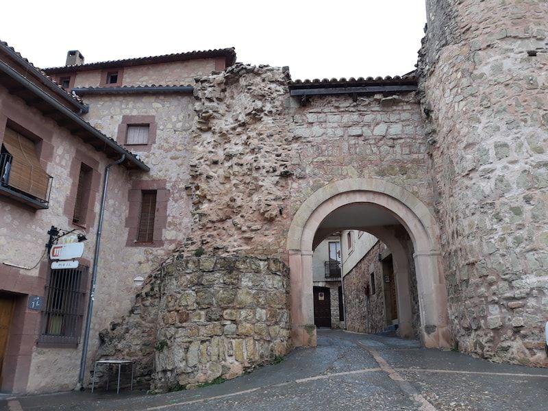 Puerta del Hierro Sigüenza