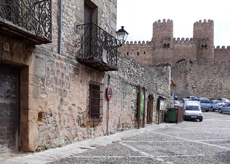castillo de Sigüenza