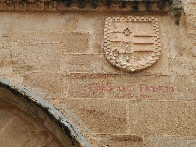 Casa medieval en Sigüenza