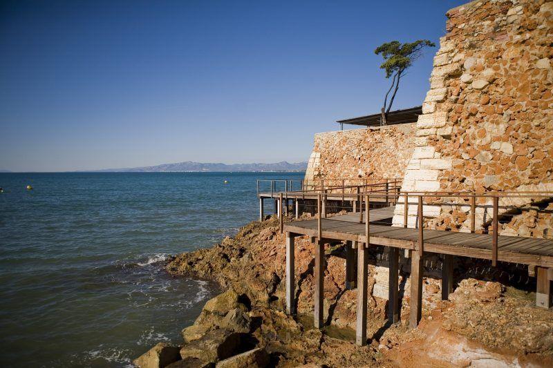 Playas en la Costa Daurada