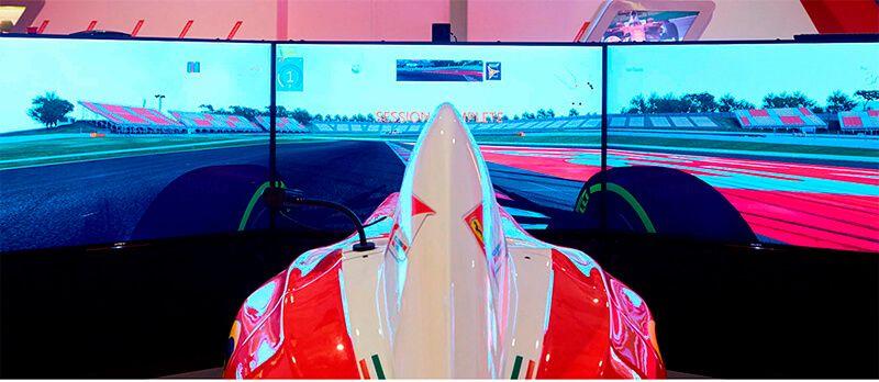 Ferrari Land en Port Aventura