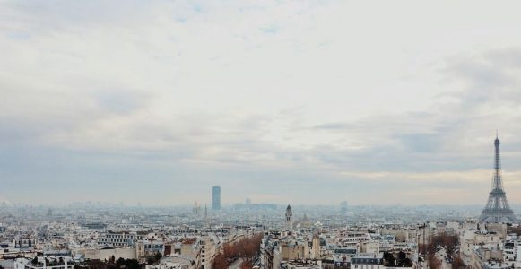 Primera vez en París