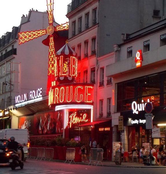 El cabaret más famoso de París