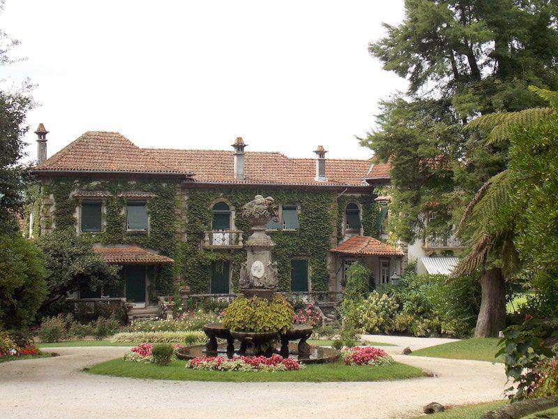 Quinta de Aveleda cerca de Porto