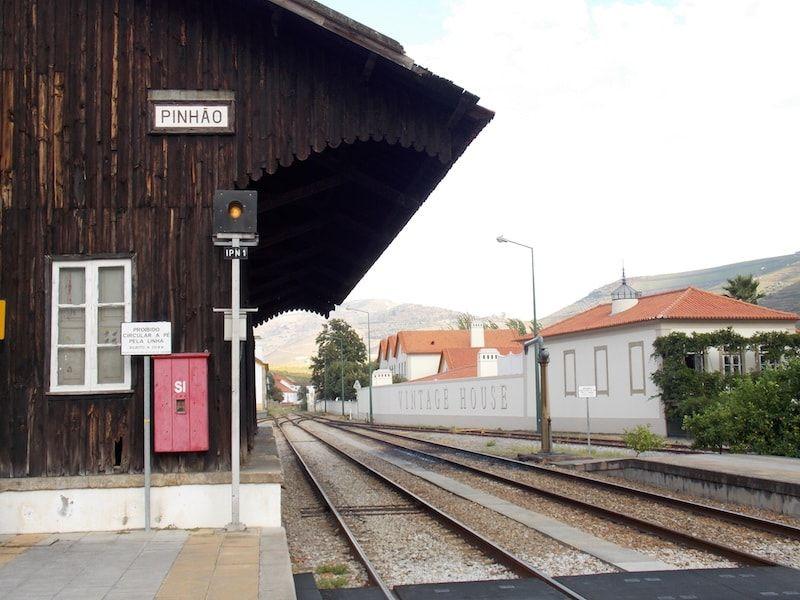 Pinhao cerca de Porto