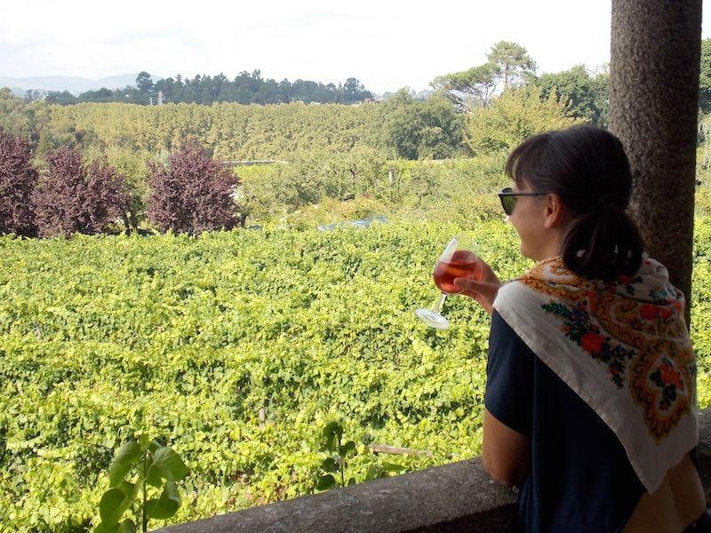 Cata en Quinta da Aveleda