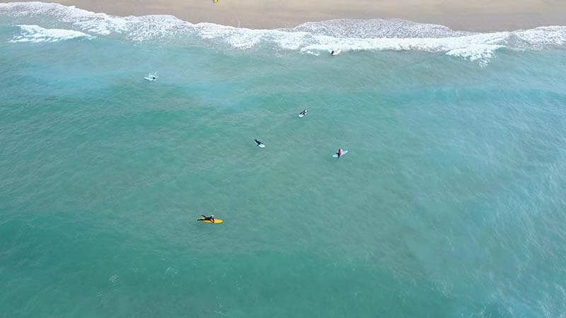 surf en razo