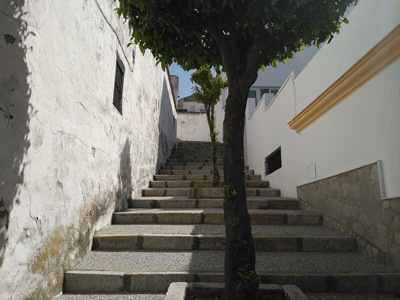 Casas encaladas Medina