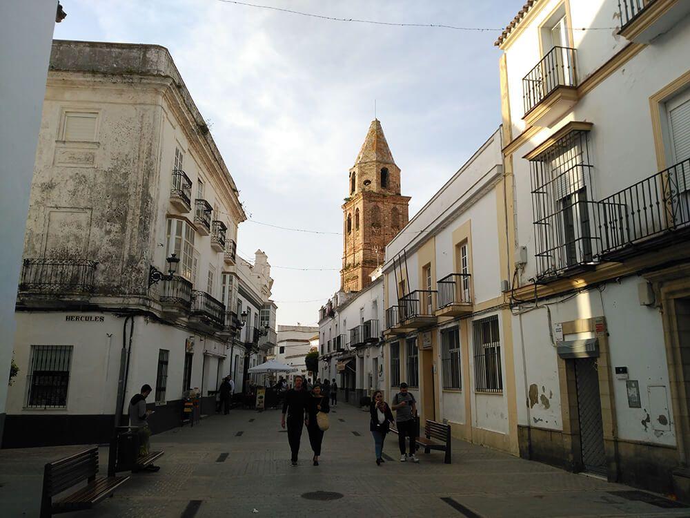 Paseo calles de medina sidonia
