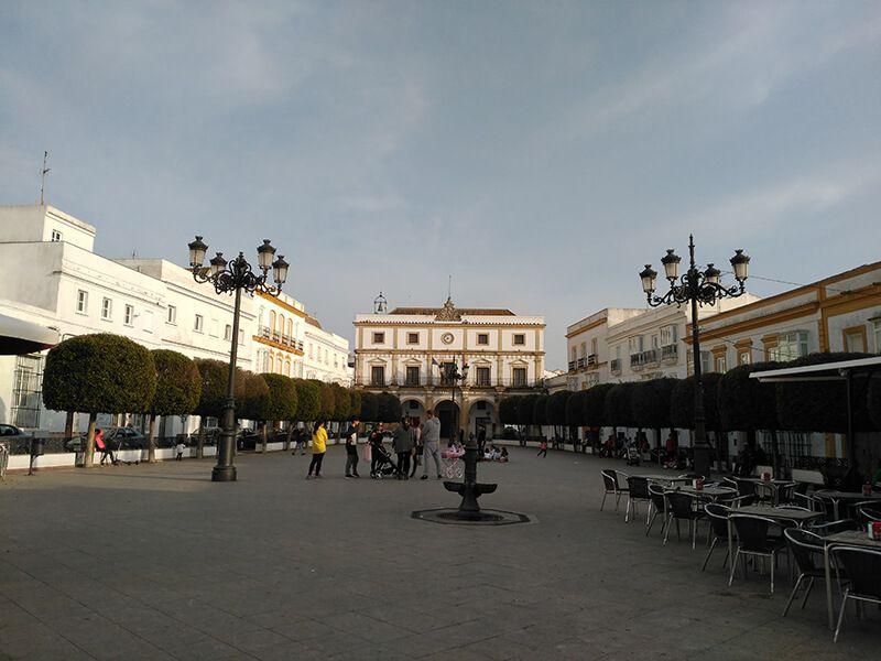 Plaza mayor asidonense