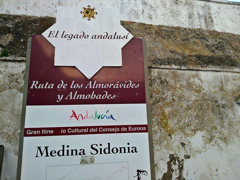 Cartel Ruta Almorávides