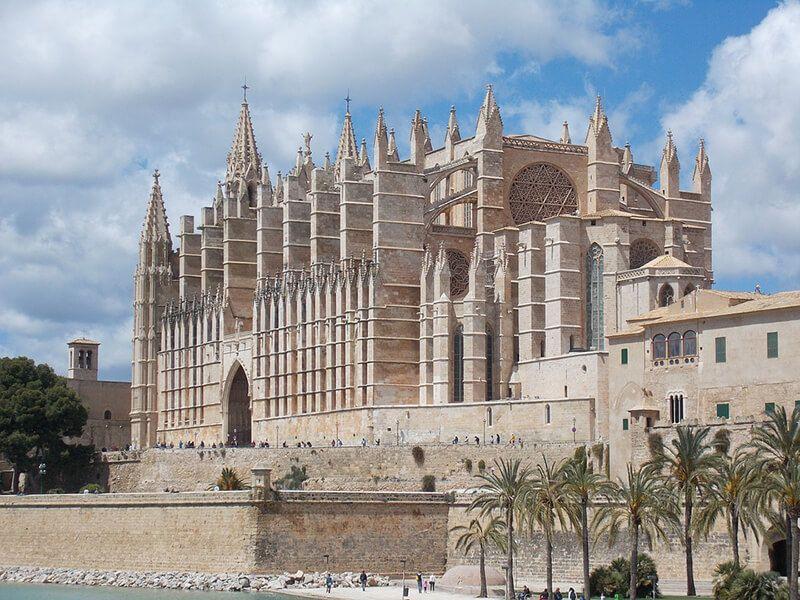 Visita a la Catedral de Mallorca
