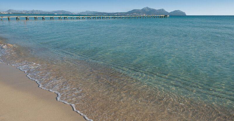 Nadar en las Playas de Mallorca