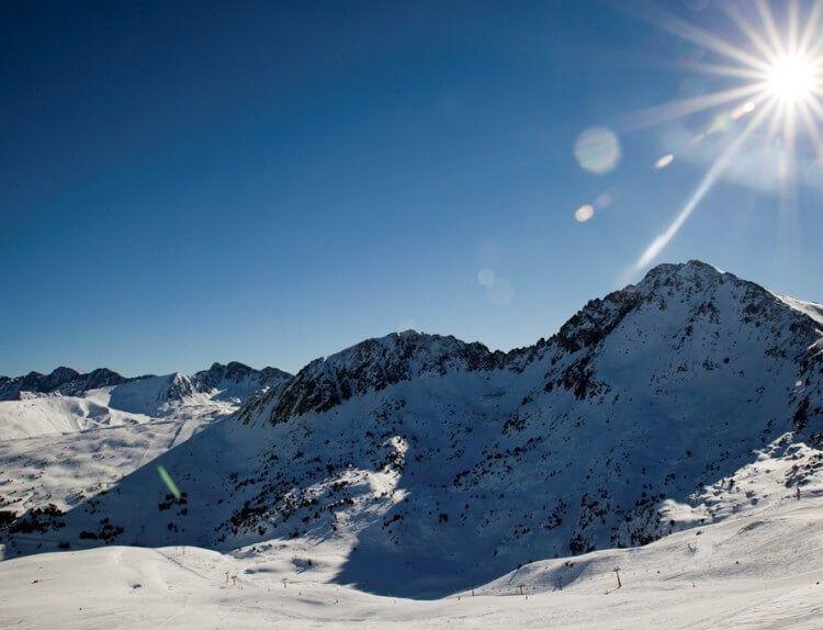 Esquí en Andorra en Navidades 2018